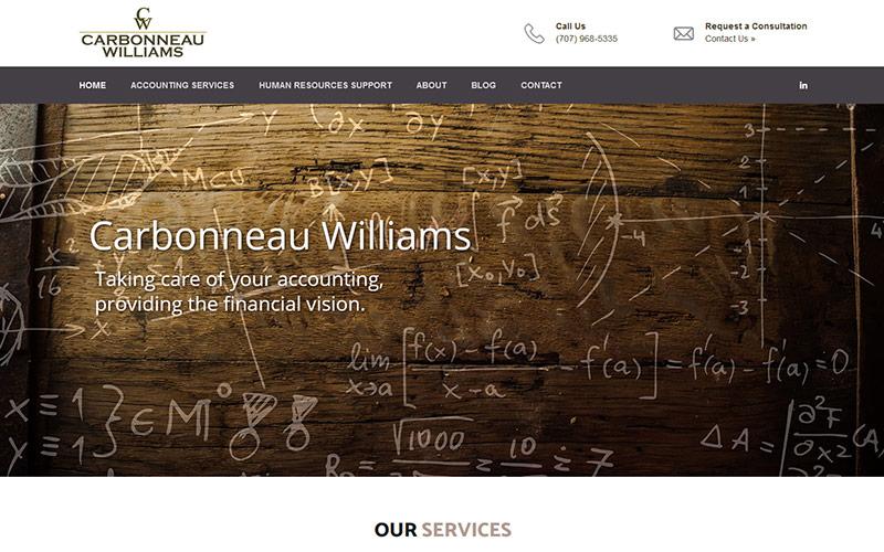 Carbonneau Williams